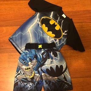 Other - Boys Batman bathing suit